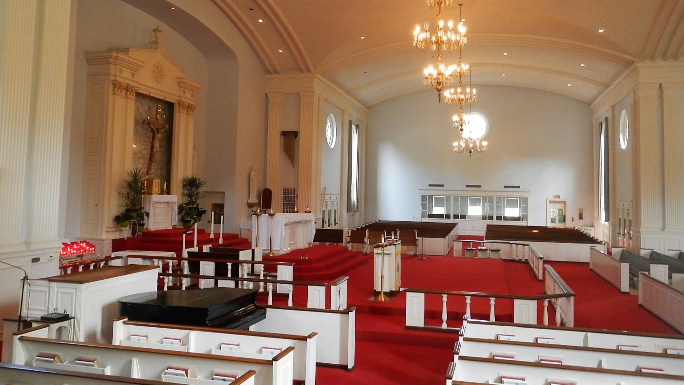 Last Days Of St Raphaels Cathedral >> St Raphael The Archangel Parish Serving Christ In The St Louis